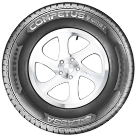 235/60R16 104H XL COMPETUS WINTER 2